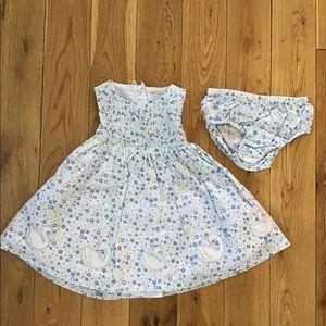NWT Maggie & Zoe 3-6 month dress